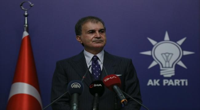 AK Parti Sözcüsü Çelik, MYK Toplantısı'na ilişkin açıklamalarda bulundu: (3)