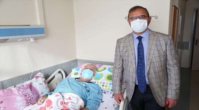 Almanya'da yaşayan kanser hastası gurbetçi vatandaş, şifayı Sivas'ta buldu