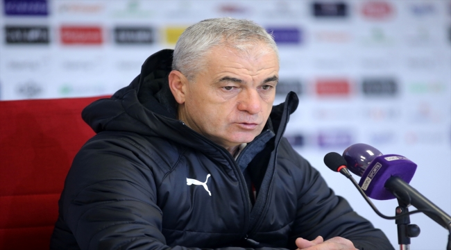 Sivasspor- Kayserispor maçının ardından
