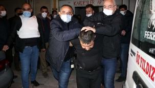Kayseri'de eski karısını öldüren zanlı tutuklandı