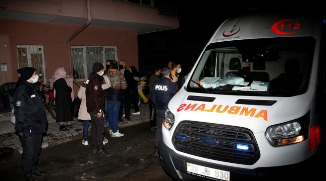 Kayseri'deki bıçaklı kavgada Suriyeli genç yaralandı