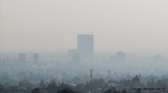 Türkiye'nin havası kirli 7'nci ili olduk