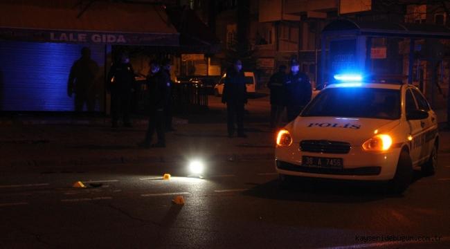 Kayseri'de yabancı uyruklu iki grup arasında bıçaklı kavga: 2 yaralı