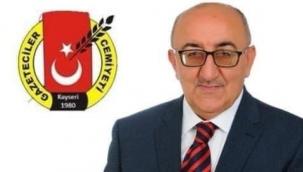 Kayseri Gazeteciler Cemiyeti Başkanı Veli Altınkaya koronavirüse yenildi