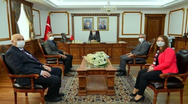 Kırşehir Valisi İbrahim Akın kentin kültürel zenginliklerini değerlendirdi: