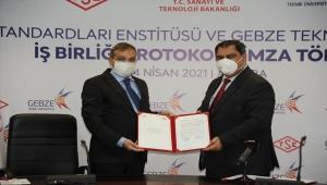 TSE ile Gebze Teknik Üniversitesi arasında iş birliği protokolü imzalandı