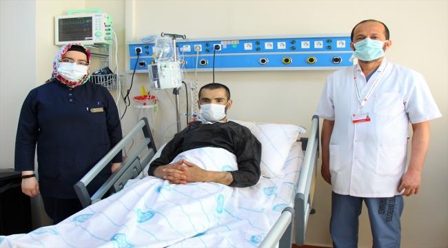 SCÜ Organ Nakil Merkezi'nde bir günde iki hastaya organ nakli yapıldı