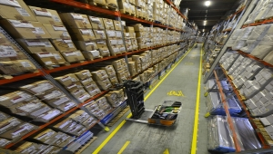 Sertrans Logistics'ten 4,5 milyon avroluk e-ticaret deposu yatırımı