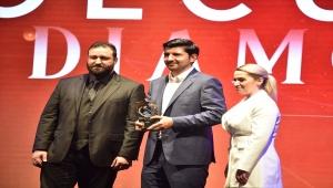 """Yolcu360'a, """"Mükemmel Müşteri Memnuniyeti Başarı Ödülleri""""nde elmas ödül"""