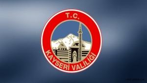 Kayseri'de ormanlık alanlara girişler 31 Ağustos'a kadar yasaklandı