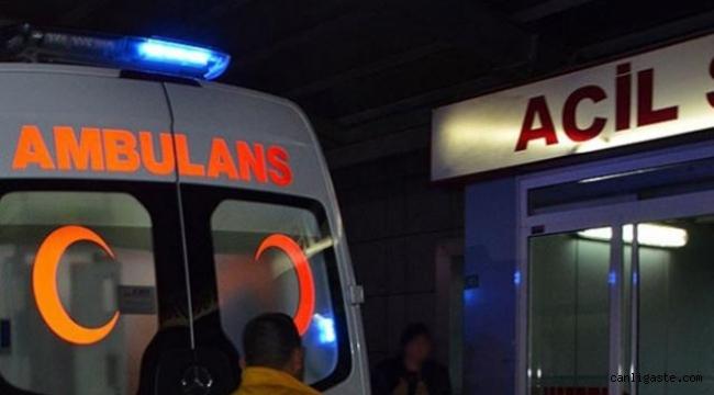 Kayseri Talas'ta eski nişanlısı tarafından bıçaklanan adam ağır yaralandı