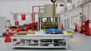 Eskişehir'deki sismik izolatör test merkezi Asya ve Güney Amerika'ya da hizmet veriyor