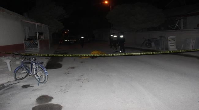 Konya'da arkadaşlar arasındaki bıçaklı kavgada 1 kişi öldü